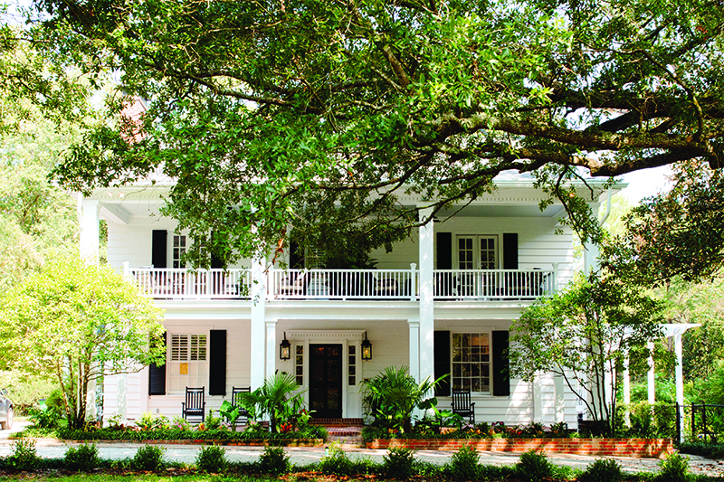 Four Oaks Inn, Camden, SC